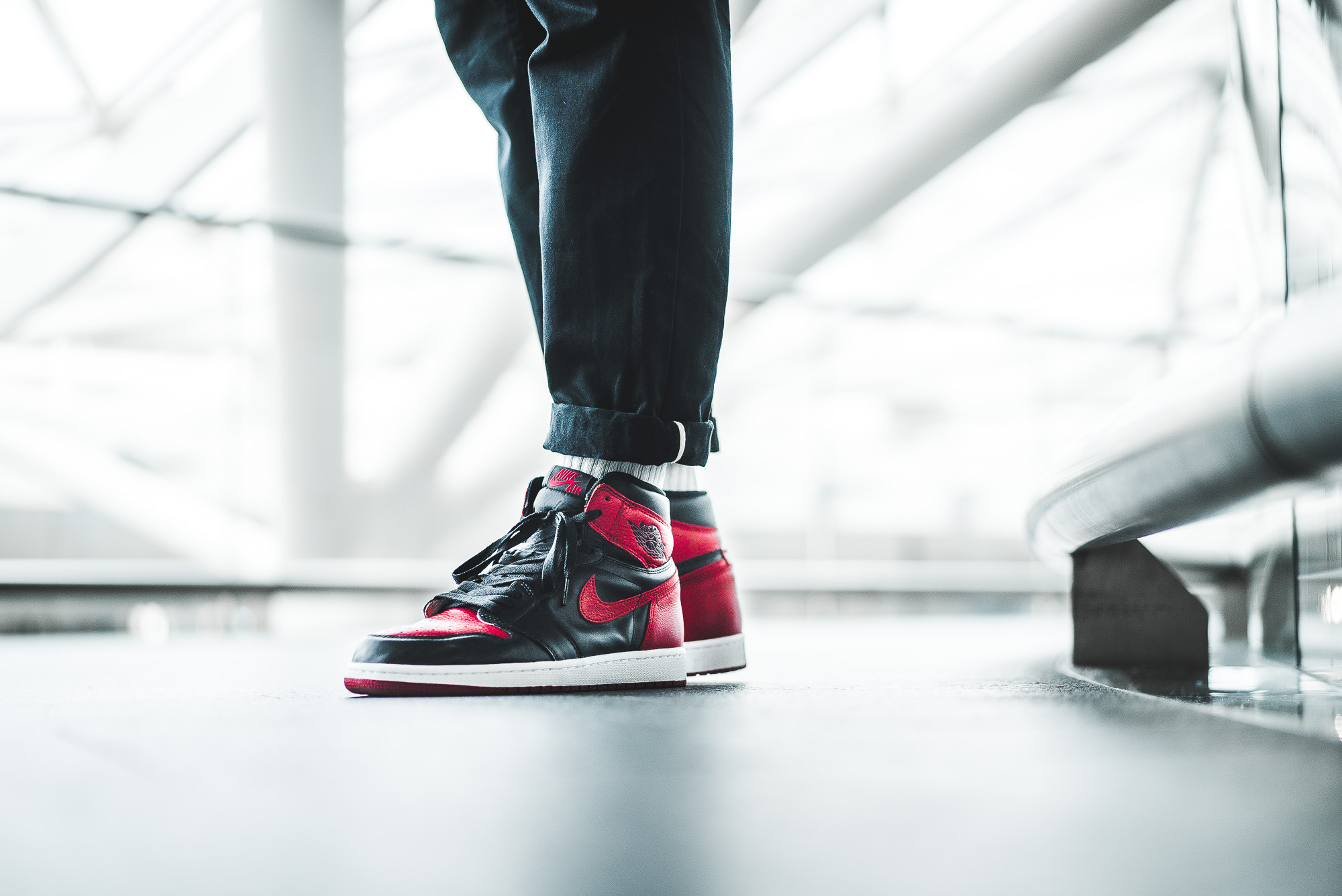 Jordan I Banned